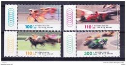 Duitsland 1999 Nr 1863/66 ** Zeer Mooi Lot Krt 3738 - [7] République Fédérale