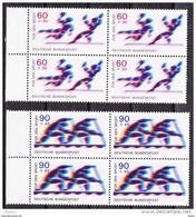 Duitsland 1979 Nr 848/49 ** Zeer Mooi Lot Krt 3739 - Francobolli