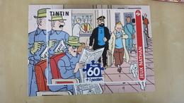Tintin - Nathan - 555172 - Hôtel Cornavin - Puzzle 60 Pièces - 26 X 36 Cm - Puzzles