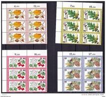 Duitsland 1979 Kleine Verzameling Nr 870/73 ** Zeer Mooi Lot 3739 - Timbres