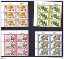Duitsland 1979 Kleine Verzameling Nr 870/73 ** Zeer Mooi Lot 3739 - Collections (without Album)