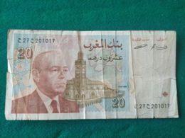 20 Dirhams 1996 - Marocco