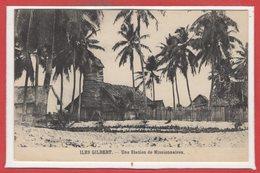 OCEANIE - KIRIBATI - Iles Gilbert - Une Station De Missionnaires - Kiribati