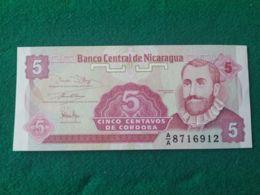 5 Centavos 1991 - Nicaragua