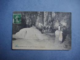 USSAT LES BAINS  -  09  -  La Grotte De Lombrive, Vue Intérieure  -  ARIEGE - France