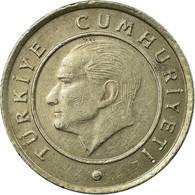 Monnaie, Turquie, 25 Kurus, 2015, TTB, Copper-nickel - Turquie