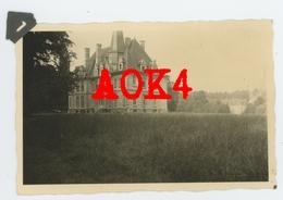 ELVERDINGE KASTEEL Chateau 1940 Ieper Ypern Flandern Wehrmacht Vormarsch - Guerre, Militaire