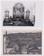 ILLGAU-MUOTATHAL - Lot De 2 Cartes Postales 1937 - SZ Schwyz