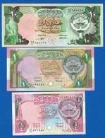 Koweit  3   Billets - Kuwait