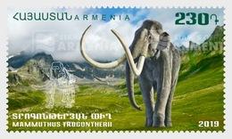 Armenië / Armenia - Postfris/MNH - Fauna, Mammoeten 2019 - Armenië