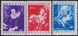 Belgie    .    OBP   .      792/794       .     **   .      Postfris      .  / .   Neuf SANS Charniere - Bélgica