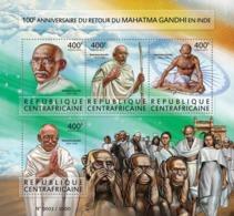 Central Africa 2015 Mahatma Gandhi - Central African Republic
