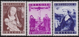 Belgie    .    OBP   .      795/797       .     **   .      Postfris      .  / .   Neuf SANS Charniere - Nuevos