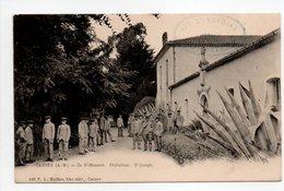 - CPA CANNES (06) - ILE SAINT-HONORAT - Orphelinat St-Joseph 1911 (belle Animation) - Edition Maillan 649 - - Cannes