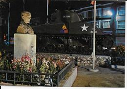 670  Bastogne  Monument Mac Auliffe - Bertogne