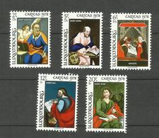 Luxembourg N°926 à 930 Neufs** Cote 6.00 Euros - Unused Stamps