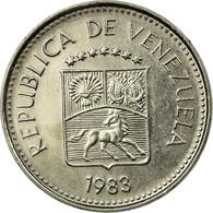 Monnaie, Venezuela, 5 Centimos, 1983, Werdohl, Vereinigte Deutsche Metallwerke - Venezuela