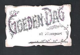 OUDE POSTKAART - GOEDEN DAG UIT NIEUWPOORT  (11.850) - Nieuwpoort