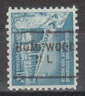 USA Precancel Vorausentwertung Preo, Locals Illinois, Homewood 703 - Vereinigte Staaten