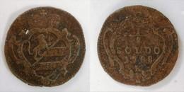 GIUSEPPE II GORIZIA 1/2 SOLDO 1788 (6/01) - Monete Regionali