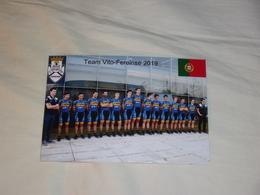 Ploegfoto Vito Feirense PNB 2019 (photo Kodak) - Cycling