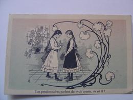 VOSGES 88 REMIREMONT  CARTE PUBLICITAIRE  ENCADREMENT EMILE PAUL - Remiremont