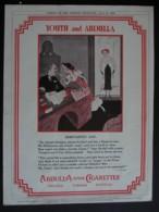ORIGINAL 1933  MAGAZINE ADVERT FOR ABDULLA CIGARETTES - Advertising
