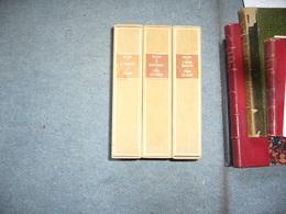 Moliere 3 Volumes / 6 Des Oeuvres Complètes Ill. De Gradassi - Libros, Revistas, Cómics