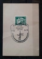 DDR 1984. MATASELLO CONMEMORATIVO. - Militares