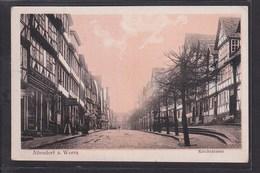 B36 /   Allendorf Werra Kirchstrasse Um 1915 - Allemagne