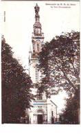 SOUVENIR DE NOTRE DAME DE SION . LA TOUR MONUMENTALE . Oblitération PRAYE - France