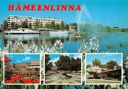 Hämeenlinna Avion Marché Aux Fleurs - Finlande