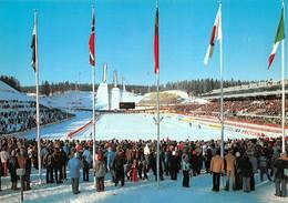 Lahti Tremplin Saut à Ski - Finlande