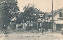 ALBERTVILLE - N° 1453 - AVENUE DE LA GARE - Albertville