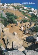 GRECE - NAXOS APOLLONAS - Grèce