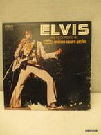 33 T  ELVIS Pochette Abimée (disque  Bon état ) - Collectors