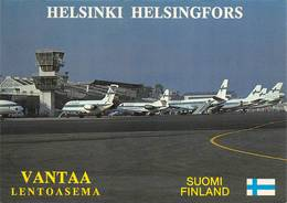 Helsinki Vantaa Airport Aéroport - Finlande