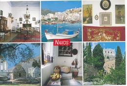 GRECE - NAXOS - MULTI VUES - Grèce
