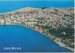 GRECE - LESVOS MOLYVOS - Grèce