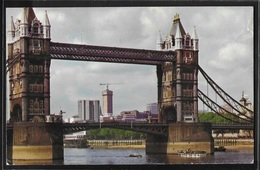 REPRODUCTION ANGLETERRE - London, Tower Bridge - River Thames