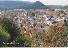 GRECE - LESVOS AGIASSOS - Grèce