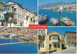 GRECE - LESVOS PLOMARI - Grèce