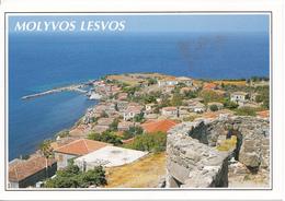 GRECE - MOLYVOS LESVOS - Grèce