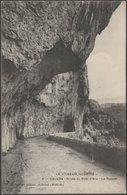 Le Tunnel, Route De Pont D'Arc, Vallon, C.1910s - Larrat CPA - Vallon Pont D'Arc