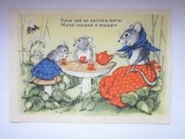 Mice Tea Ceremony - Felicitaciones (Fiestas)