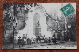 FORCALQUIER (04) - MONUMENT BERLUC PERRUSSIS - Forcalquier