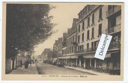 QUIMPER (29) - Avenue De La Gare - Hôtels  -  (voitures) - Quimper