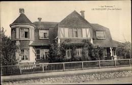 Cp Le Touquet Pas De Calais, Les Ramures - France