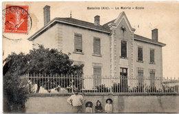 BANEINS - La Mairie - Ecole  (112774) - Autres Communes