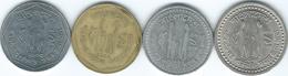 Bangladesh - FAO - 1 Taka - 1975 (KM9); 1993 (KM9a); 1999 (KM9b); 2003 (KM9c) - Bangladesh